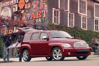 2010 Chevrolet HHR, Front Right Quarter View, exterior, manufacturer