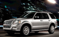 2010 Ford Explorer Picture Gallery
