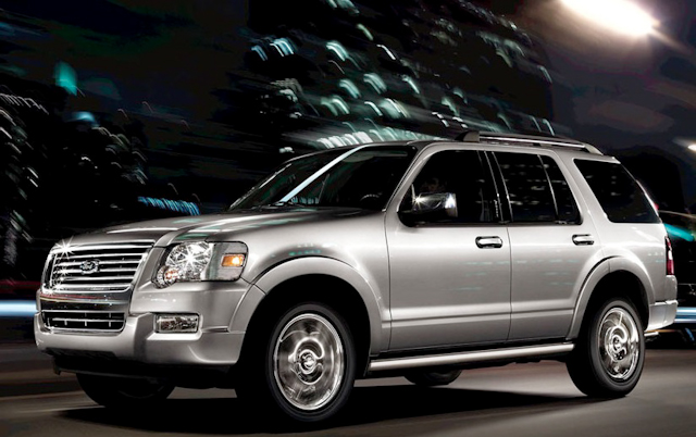 2010 Ford Explorer Review Cargurus