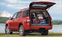 2010 Ford Explorer, Back Left Quarter View, exterior, manufacturer