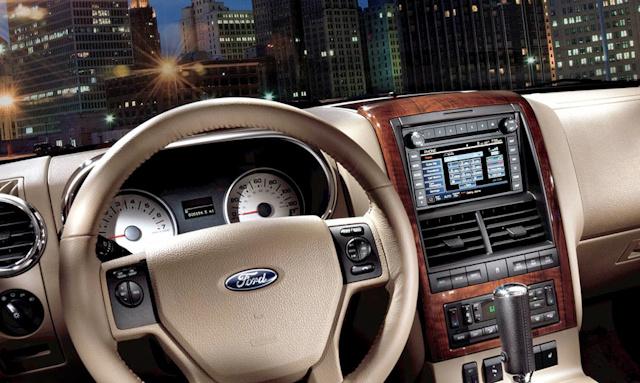 Ford Explorer Pic X