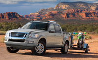 2010 Ford Explorer Sport Trac Picture Gallery