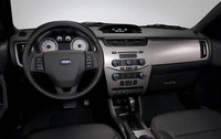 2010 Ford Focus, Interior View, interior, manufacturer