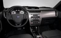 2010 Ford Focus, Interior View, interior, manufacturer, gallery_worthy