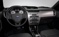 2010 Ford Focus, Interior View, manufacturer, interior