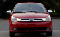 2010 Ford Focus, Front View, exterior, manufacturer