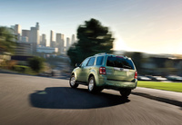 2010 Ford Escape, Back Left Quarter View, manufacturer, exterior