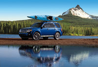2010 Ford Escape, Front Left Quarter View, exterior, manufacturer, gallery_worthy