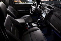 2010 Ford Escape, Interior View, interior, manufacturer, gallery_worthy