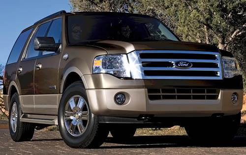 2010 Ford Expedition, Front Right Quarter View, manufacturer, exterior