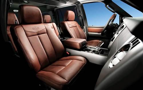 2010 Ford Expedition, Interior View, manufacturer, interior