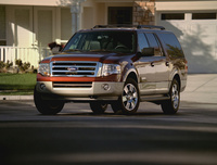 2010 Ford Expedition, Front Left Quarter View , exterior, manufacturer