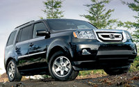 2010 Honda Pilot, Front Right Quarter View, exterior, manufacturer
