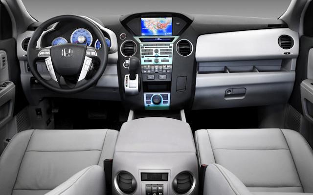 2010 Honda Pilot Interior Pictures Cargurus