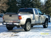 1999 Chevrolet Silverado 1500 3 Dr STD 4WD Extended Cab Stepside SB picture, exterior