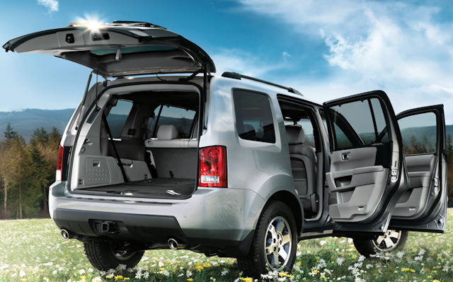 The Amazing Features Of The 2010 Honda Pilot Is The Grade Logic Control  Which Automatically Selects The Appropriate Transmission Gear For The  Incline Grade ...
