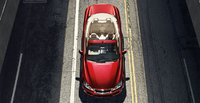 2010 Lexus IS C, Overhead View, exterior, manufacturer, gallery_worthy