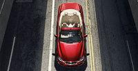 2010 Lexus IS C, Overhead View, exterior, manufacturer
