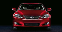 2010 Lexus IS C, Front View, exterior, manufacturer