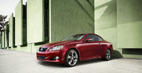 2010 Lexus IS C, Front Left Quarter View, exterior, manufacturer