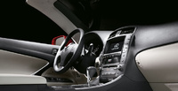 2010 Lexus IS C, Interior View, manufacturer, interior