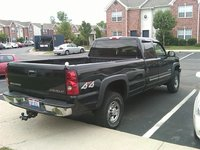 Picture of 2003 Chevrolet Silverado 2500HD 4 Dr LS 4WD Extended Cab LB HD, exterior