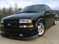 Picture of 2002 Chevrolet S-10 3 Dr LS Extended Cab SB, exterior