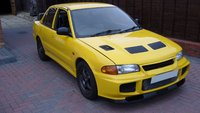 1992 Mitsubishi Lancer Evolution Overview