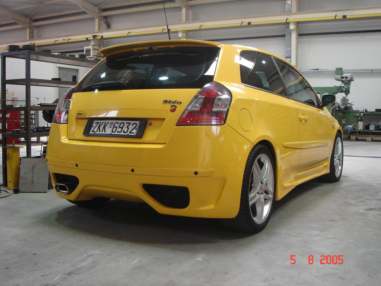 2002 Fiat Stilo Pictures Cargurus