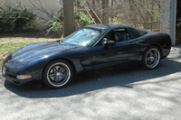 2001 Chevrolet Corvette Overview