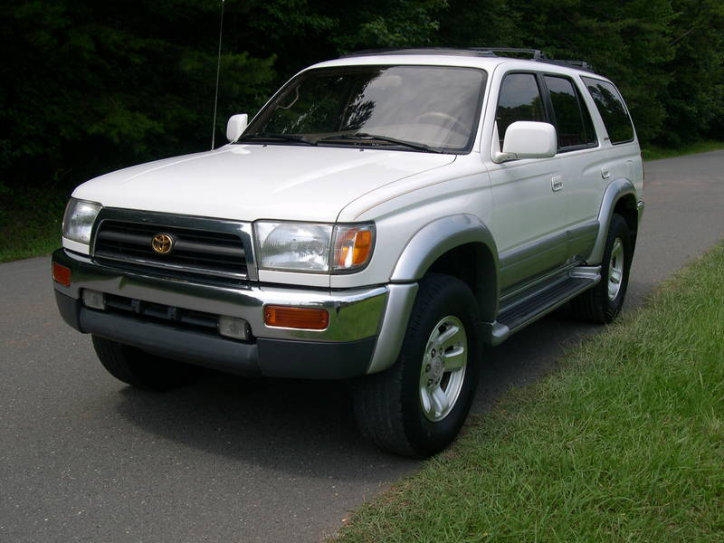 toyota 4runner 4runner 1998 car specs and details. Black Bedroom Furniture Sets. Home Design Ideas
