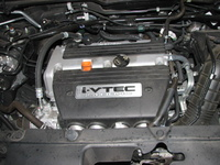 2009 Honda Element SC picture, engine
