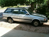 Picture of 1988 Subaru GL, exterior