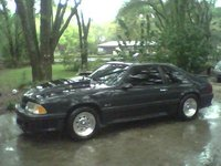 Picture of 1990 Ford Mustang GT Hatchback RWD, exterior, gallery_worthy