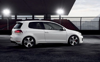 2010 Volkswagen GTI, Right Side View, exterior, manufacturer