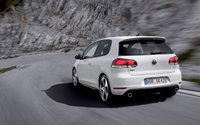 2010 Volkswagen GTI, Back Left Quarter View, exterior, manufacturer