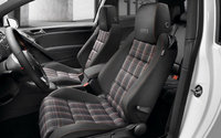 2010 Volkswagen GTI, Interior View, interior, manufacturer