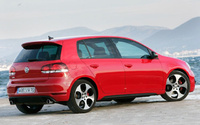 2010 Volkswagen GTI, Back Right Quarter View, manufacturer, exterior