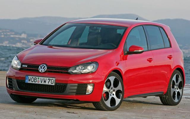 2010 Volkswagen GTI, Front Left Quarter View, exterior, manufacturer