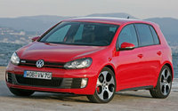 2010 Volkswagen GTI, Front Left Quarter View, exterior, manufacturer, gallery_worthy