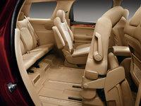 2010 Saturn Outlook, Interior View, interior, manufacturer