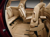 2010 Saturn Outlook, Interior View, interior, manufacturer