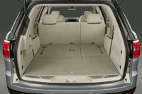 2010 Saturn Outlook, Interior Cargo View, manufacturer, interior