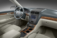 2010 Saturn Outlook, Interior View, manufacturer, interior