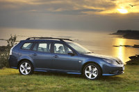 2010 Saab 9-3 SportCombi Picture Gallery