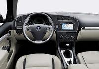 2010 Saab 9-3 SportCombi, Interior View, interior, manufacturer