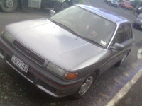 1989 Mazda Familia Overview