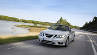 2010 Saab 9-3, Front Left Quarter View, exterior, manufacturer, gallery_worthy