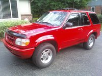 1998 Ford Explorer Picture Gallery
