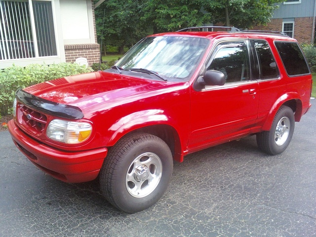 Picture of 1998 Ford Explorer 2 Dr Sport 4WD SUV